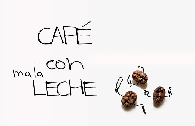 Te invitamos a un café que empieza bien y acaba... no tan bien. ¿Te atreves a sumarte a la aventura?