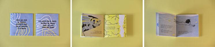 Libretos ilustrados de la edición especial del disco
