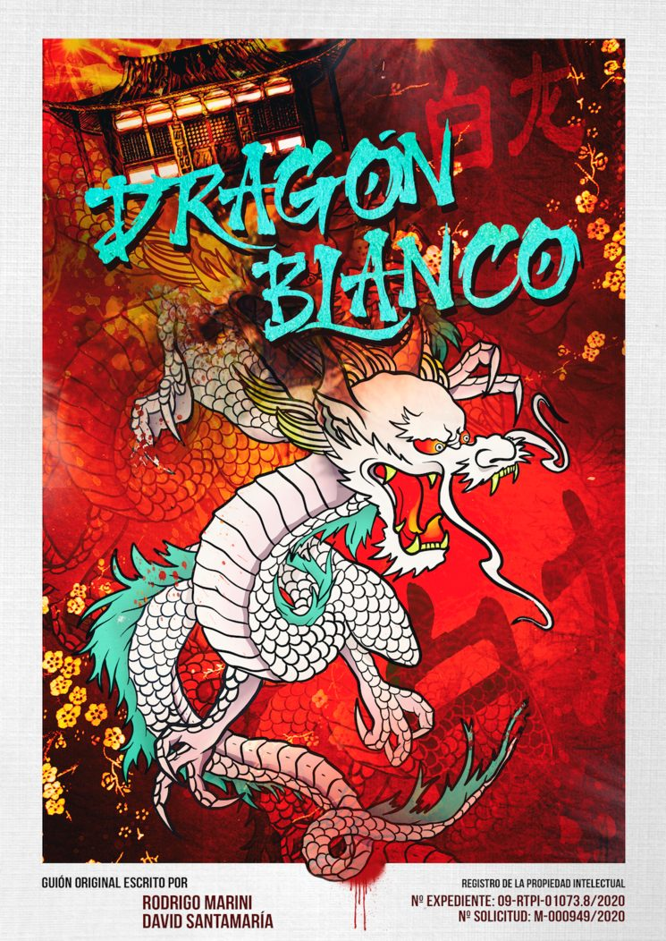Official Poster White Dragon