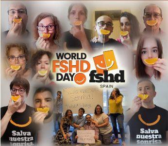 20 de junio: Día Mundial de FSHD