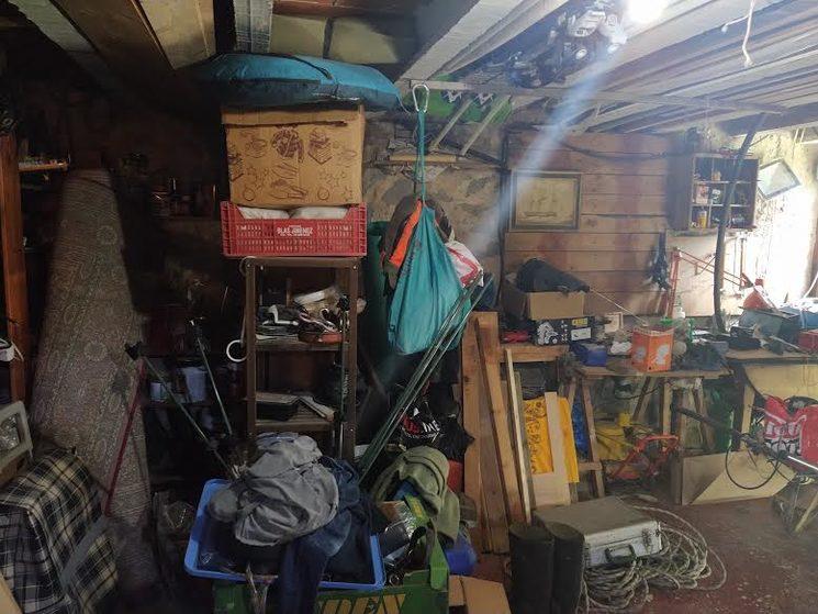 El garatge :)