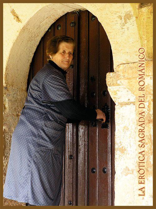 Dª.Carlina.  Villanueva de la Torre. (Palencia) 02-04-07