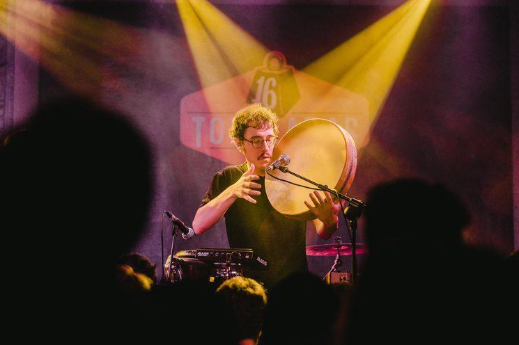 Carlos Esteban: Percusión