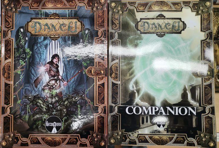 Dancú y Companion (exclusivo mecenas).