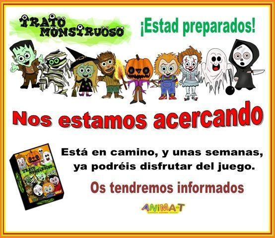 A tiempo para Halloween!!!