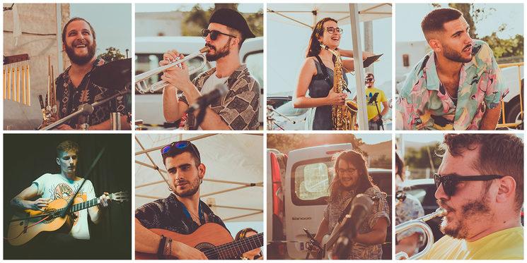 Los integrantes de Miguel Company