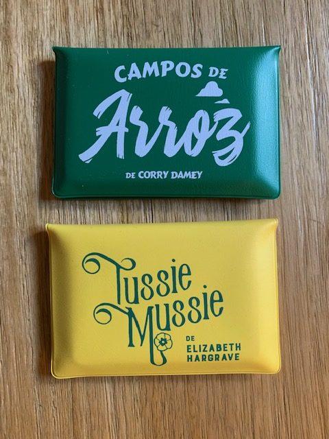 Tussie Mussie y Campos de Arroz