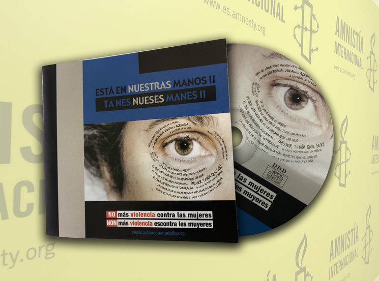 """CD """"ESTA EN NUESTRAS MANOS II"""""""