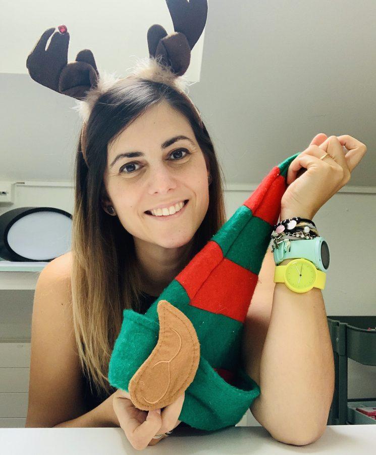 ¡Nos ha pillado la Navidad en tirantes!
