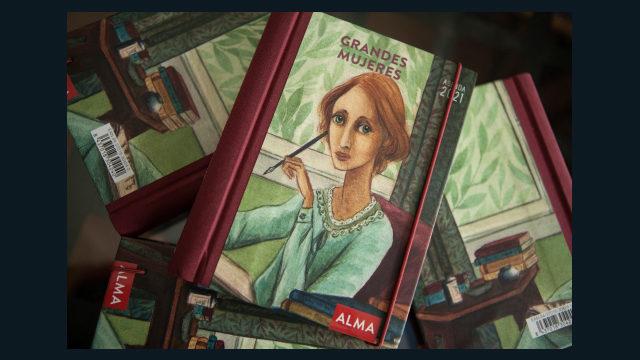 Agenda Grandes Mujeres Editorial Alma