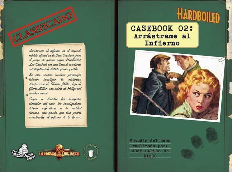 Campaña para editar cuatro nuevos Casebook para el juego