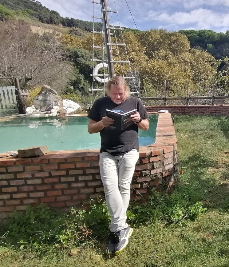 La darrera lectura al Montnegre