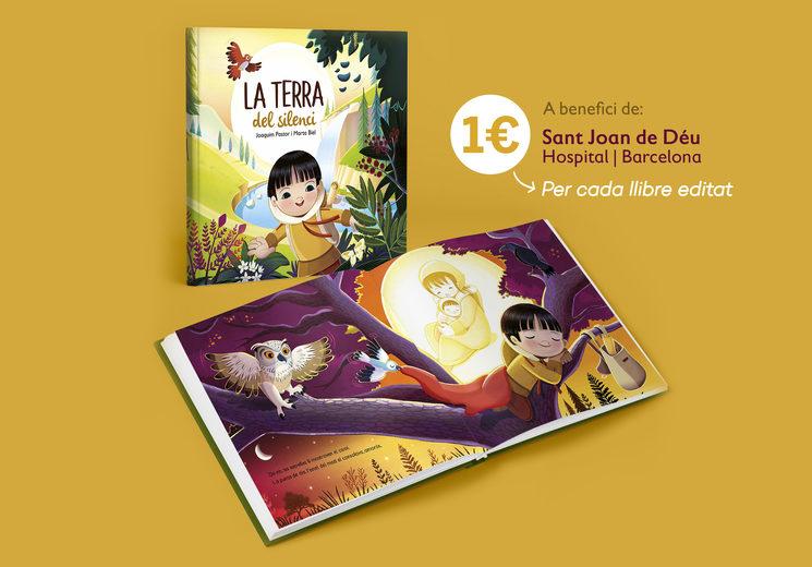 L'Obra Social Infància de l'Hospital Sant Joan de Déu us agraeix les vostres donacions!
