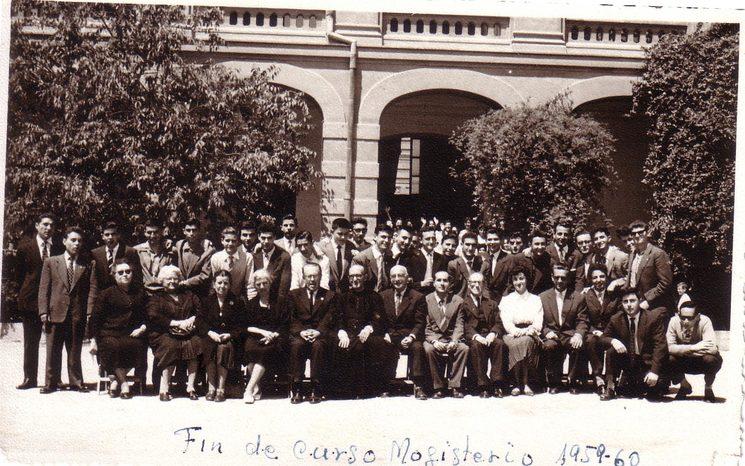 MAGISTERIO 1960