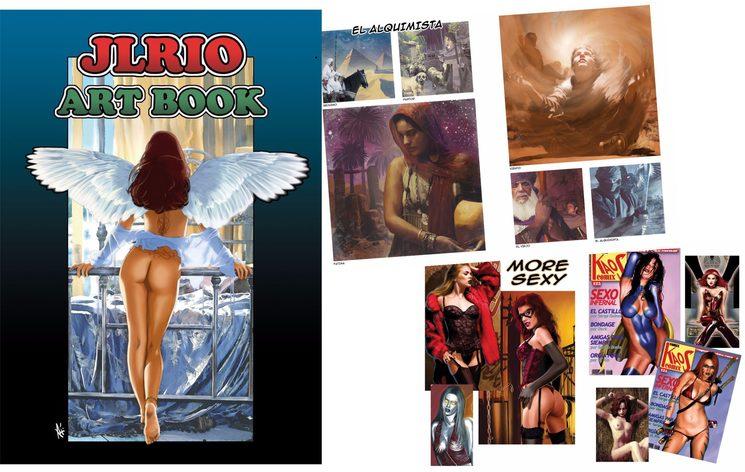 Objetivo 3 - Art Book José Luis Rio