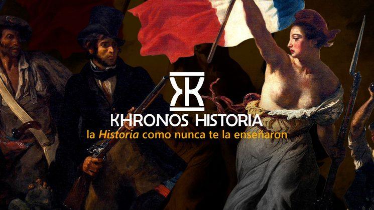 Khronos, la Historia como nunca te la enseñaron