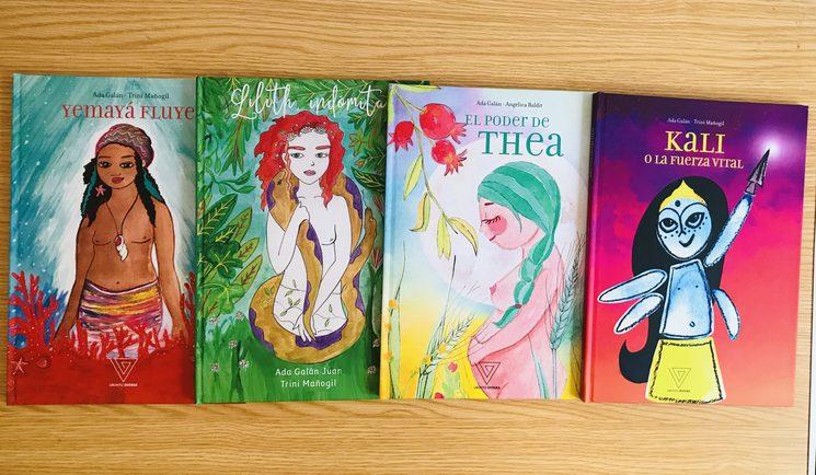 Mis cuatro cuentos