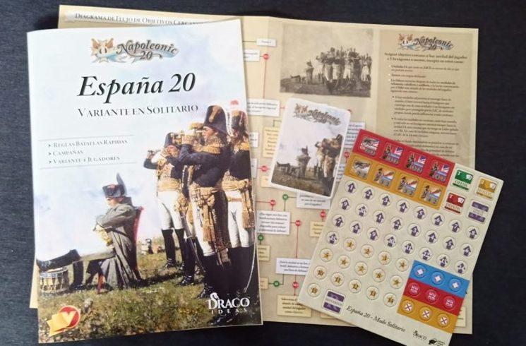 Pack solitario España20