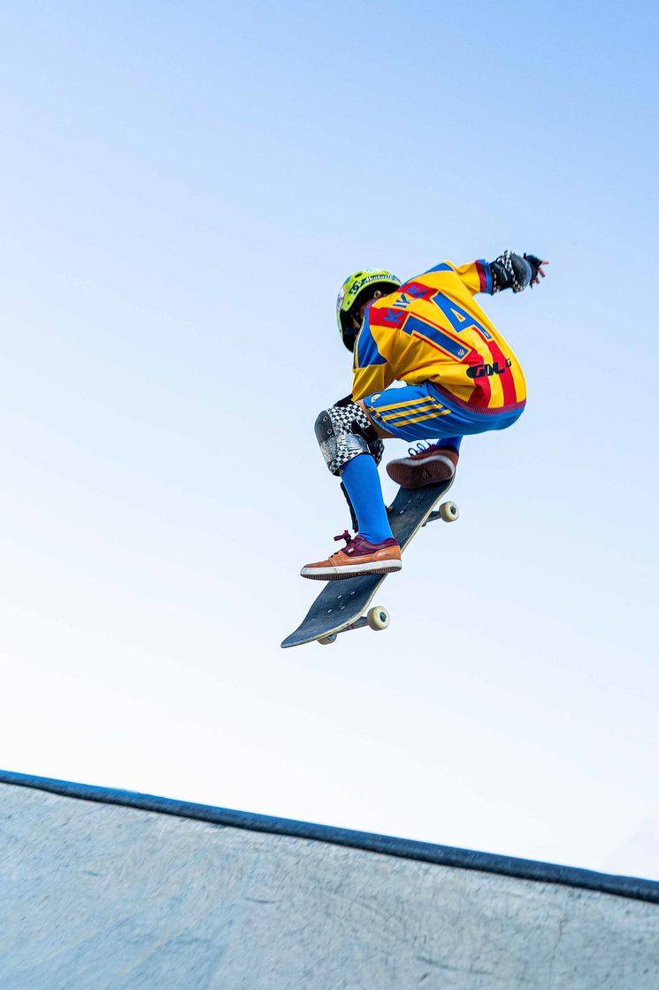 Indy kike_engorile skatepark quart