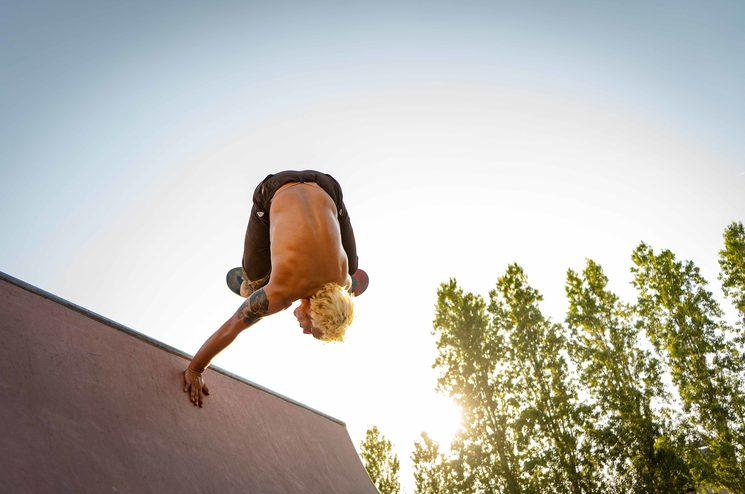 Invert putoo_joel skatepark sueca