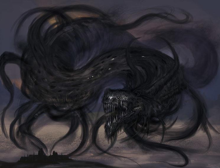 Leviathan (no finalizado)
