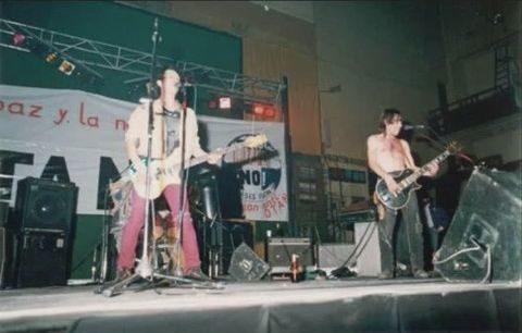 Eskorbuto en Madrid 1986