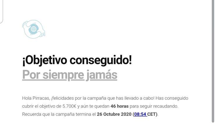 CONSEGUIDO!!!
