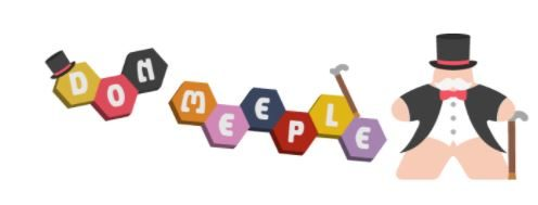 logo Don Meeple