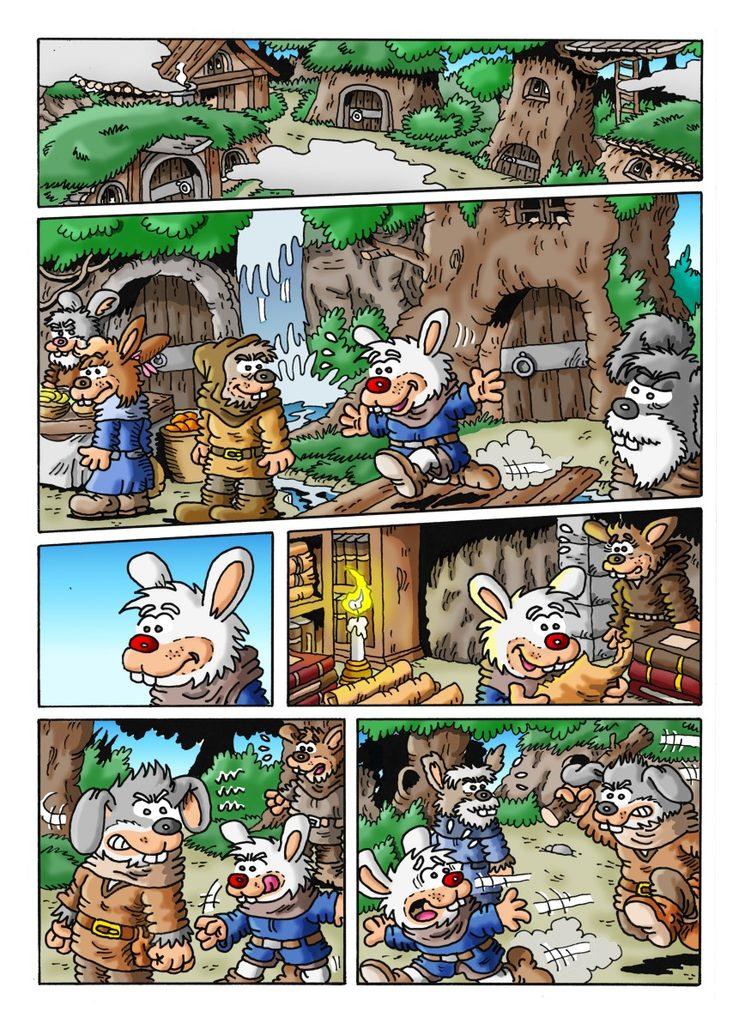Logro 3 - Página 1 de la Cicatriz
