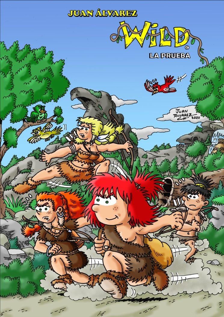 Logro 4 - Portada de Wild