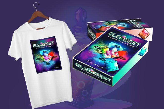 Dos juegos + 1 camiseta