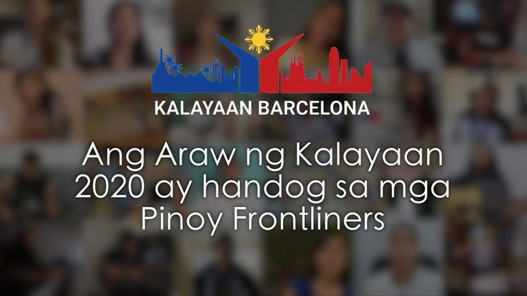 El Dia de la Independència 2020 és en honor als treballadors filipins de primera línia