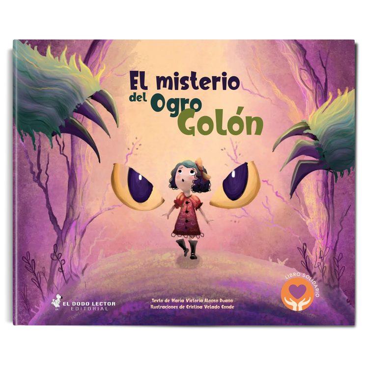 NUEVO VERKAMI: EL MISTERIO DEL OGRO GOLÓN; Cuento infantil de aventuras y misterio. PREMIO A LOS MECENAS EN LAS PRIMERAS 48 HORAS.