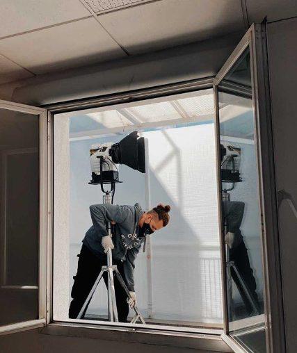 Director de Fotografía, fotógrafo, operador de cámara...