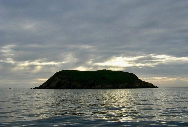 A illa Coelleira, lugar tráxico aínda que propicio ás revelacións.