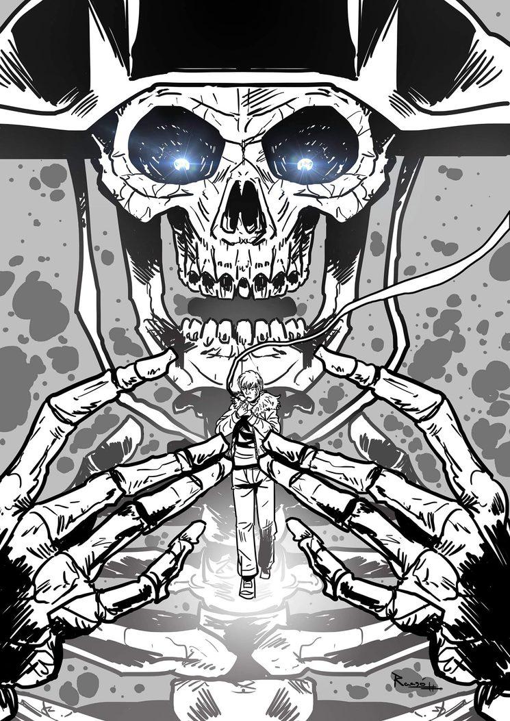 Ilustración de Oscar Bermejo Díaz.