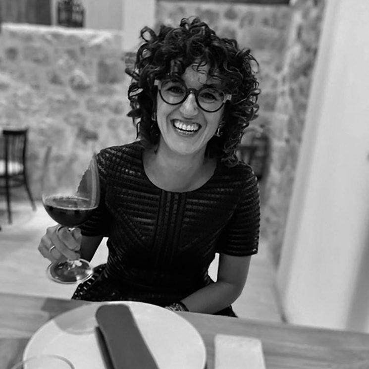 LA TRENDY: María Temprano