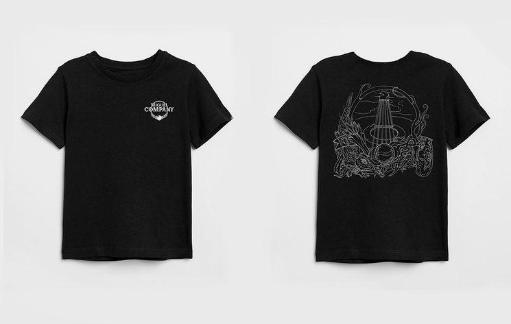 Camisetas diseñadas por Danielfico.