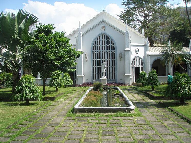 Abadia de Nostra Senyora de Montserrat, de Manila