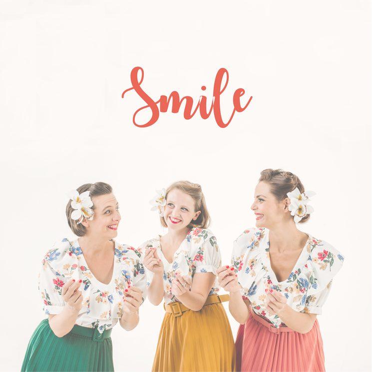 """Nuevo disco """"Smile"""""""