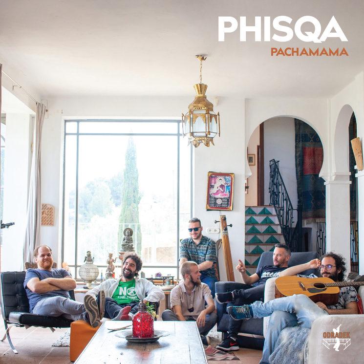 Pachamama CD cover