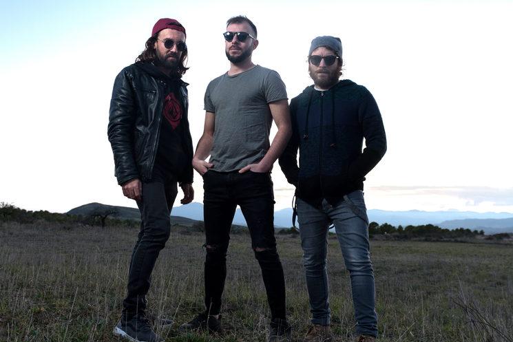 Westi Milano, Michel Ros y Vicente Jorquera