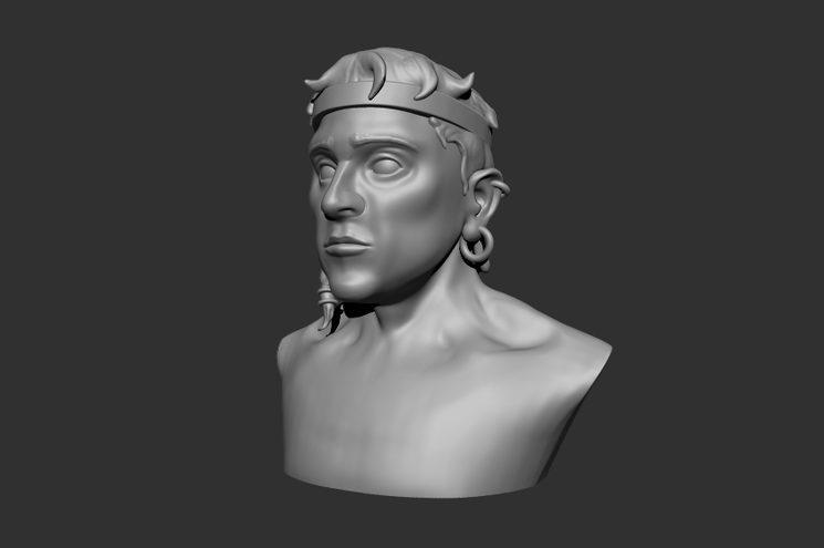 Indikortes (modelo 3D)