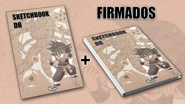 SketchBook en Grapa y en Tapa Dura.