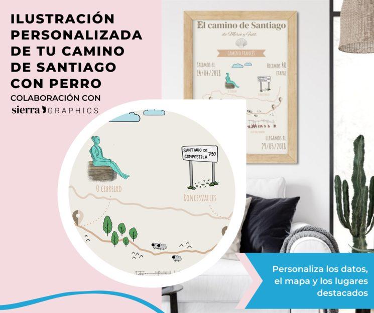 https://www.turismocanino.es/producto/ilustracion-personalizada-camino-de-santiago-con-perro/