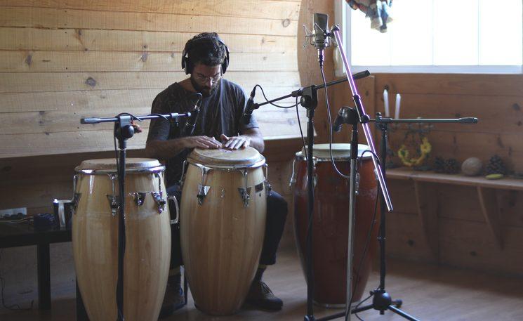 Victor González Aceituno: percusiones
