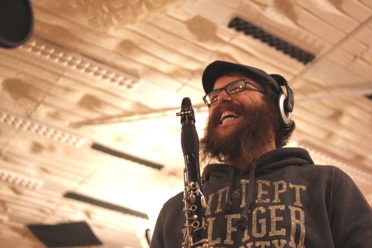 Arturo Pueyo: clarinete y clarinete bajo