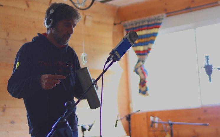 Álvaro Vallejo: percusión
