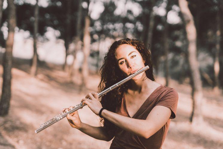 Karima Toré Gürsel: flauta travesera