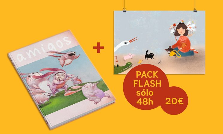📢 ¡¡PACK FLASH SÓLO DURANTE 48H!! 📢